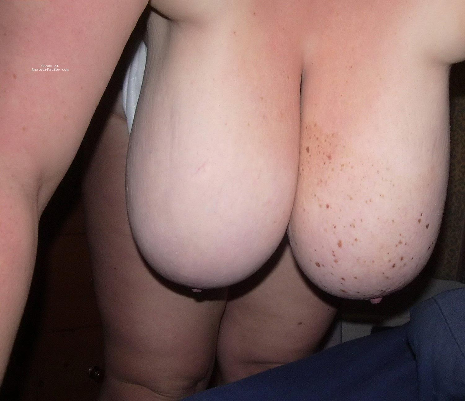 Great huge boobs wife real great!