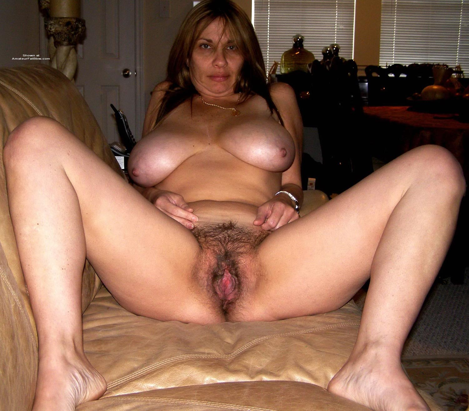 Hairy Fat Housewife 3