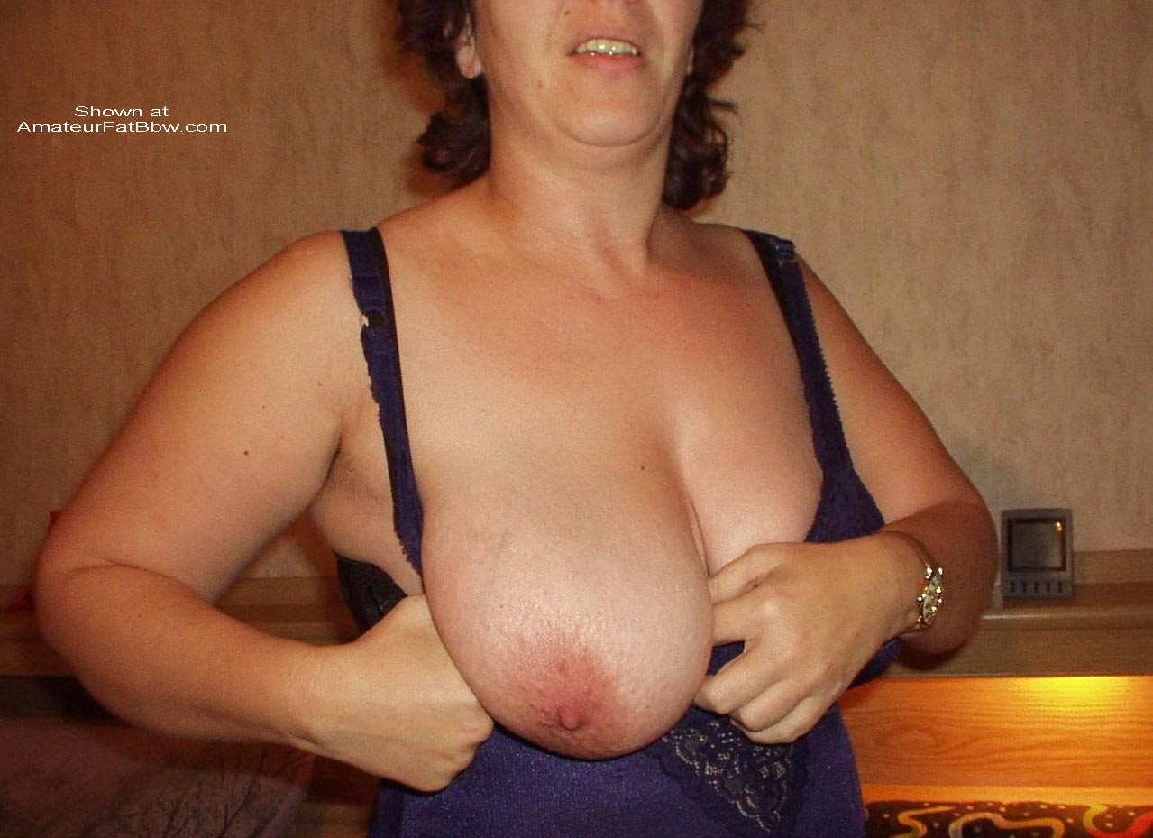 Wife with big boobs