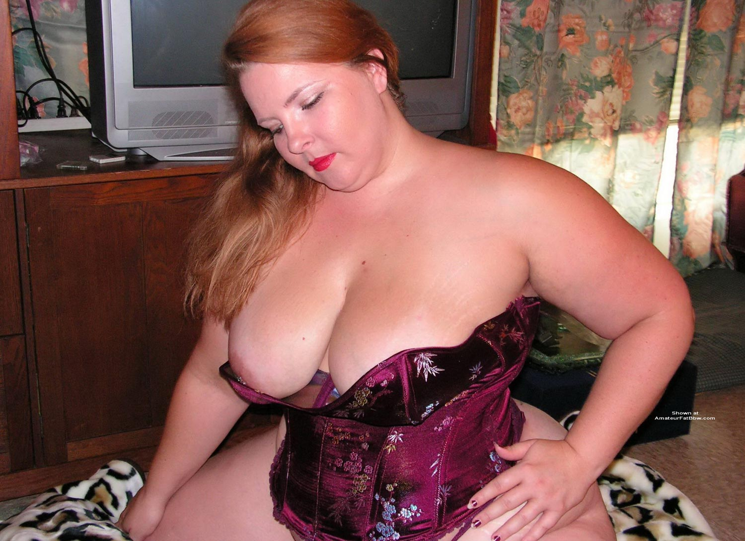 Fat Wife Lingerie Pics