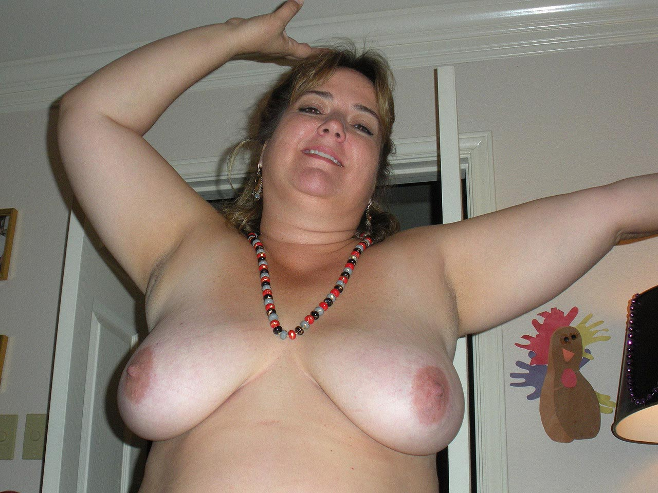 Made My nude wife big boobs