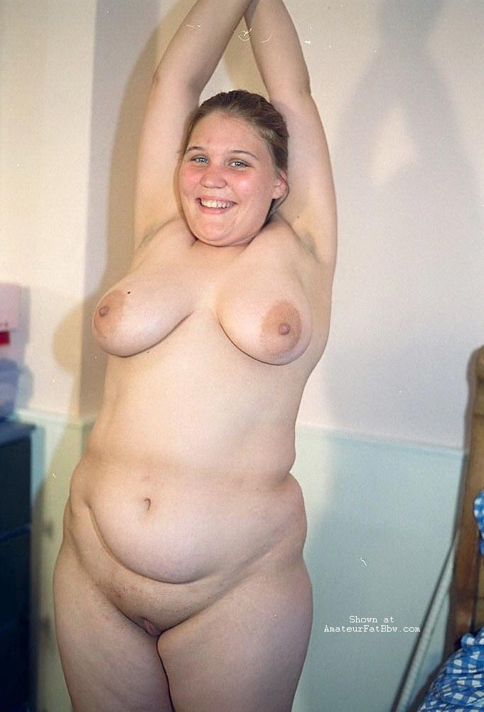 Free fat naked woman