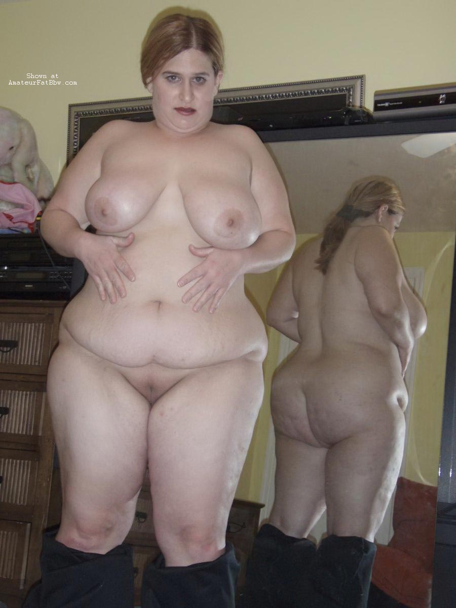 Homemade chubby wife