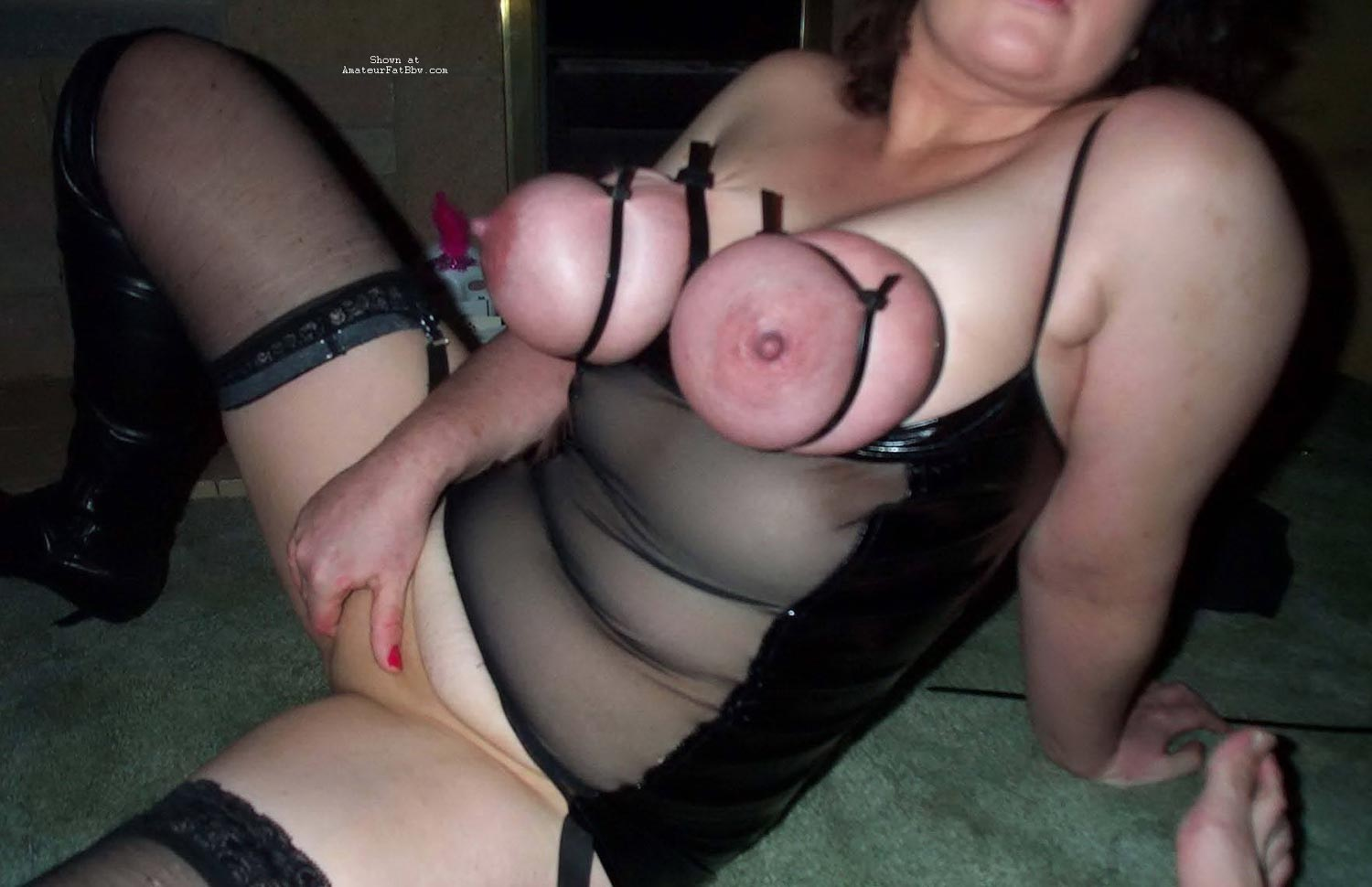 Mature sex bondage