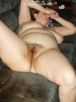 chubby hairy pussy