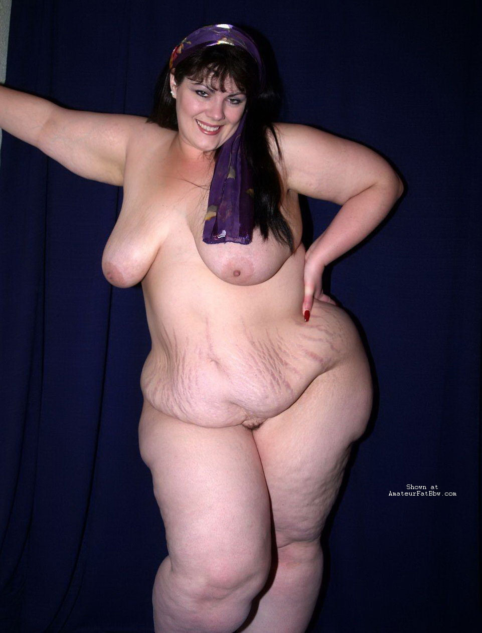 Big fat women naked and uncensored