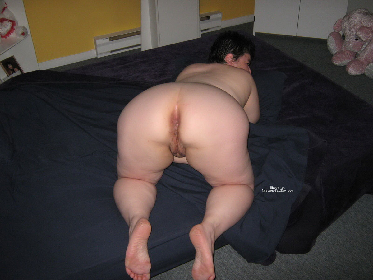 Butt Mature nude round