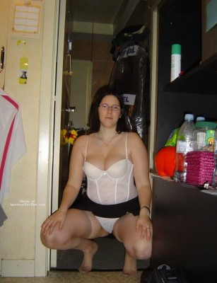 fat women in sexy lingerie