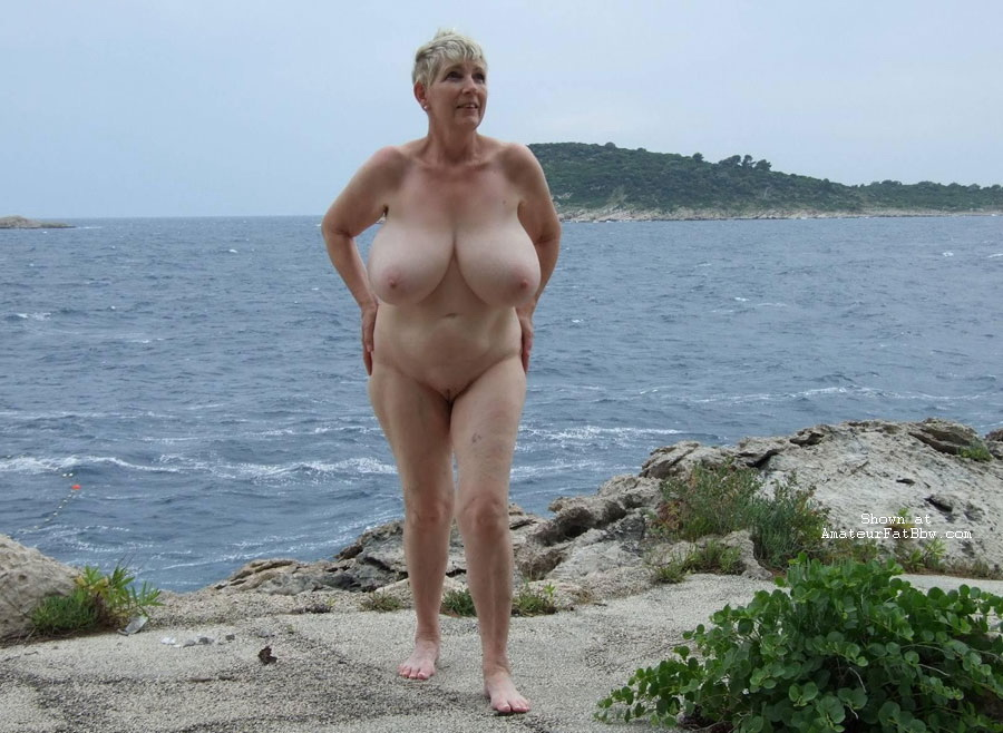 big mature titties