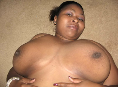 black bbw spread